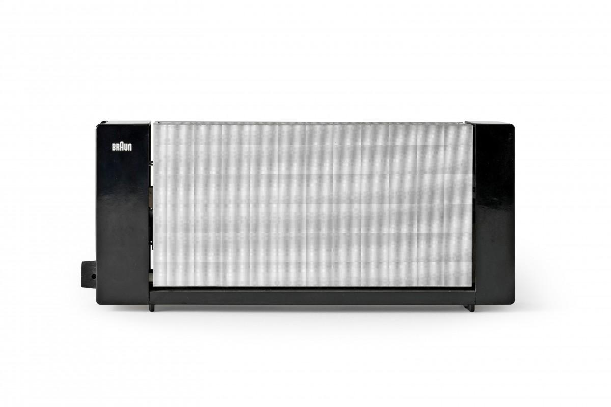 """Toaster """"HT 2"""", Entwurf: Reinhold Weiss 1963, Braun AG"""
