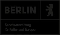 Logo Senatsverwaltung für Kultur und Europa