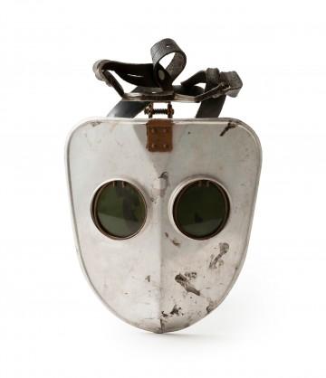 Schweißmaske, 1950er/1960er Jahre.