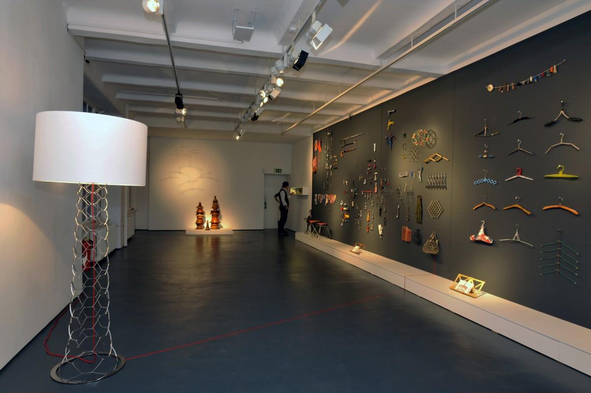 Funktionsprinzipien, Blick in die Ausstellung