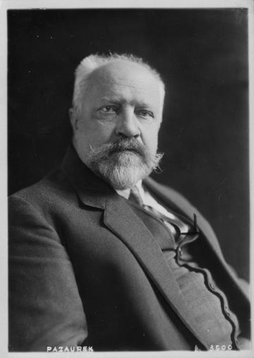 Porträt Gustav E. Pazaurek
